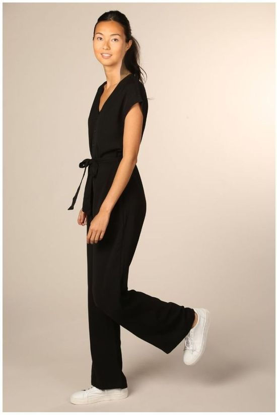B.Young Jumpsuit filippo Zwart