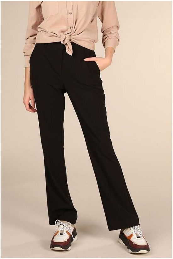 B.Young Pantalon danta Boot Cut Noir