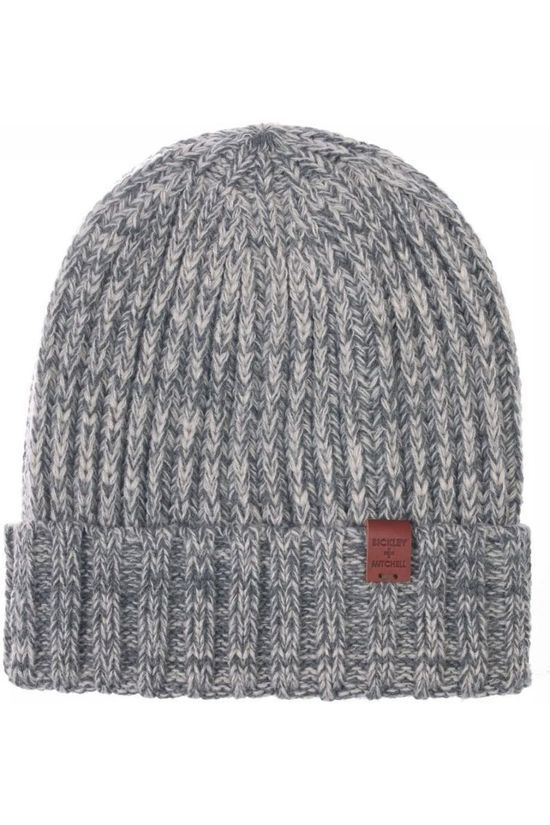 Bickley+Mitchell Bonnet 61003-01 Gris Clair Mélange