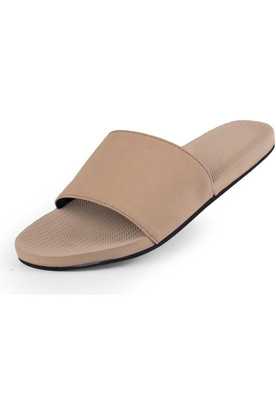 Indosole Slipper Slide Lichtroze