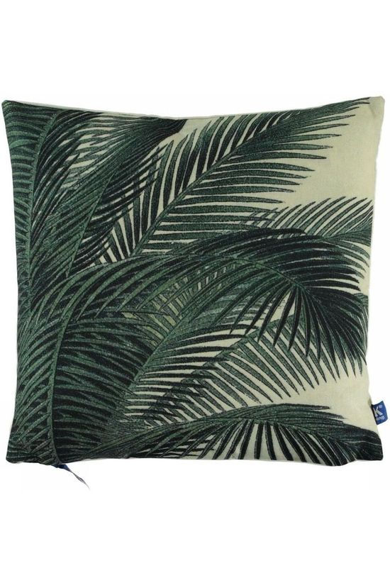 HK Living Kussen Palm Leaves 45x45 Assorti / Gemengd