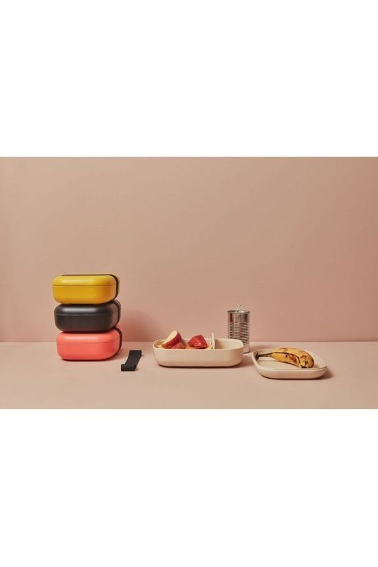 Ekobo Go Rectangular Bento Lunchbox Wit