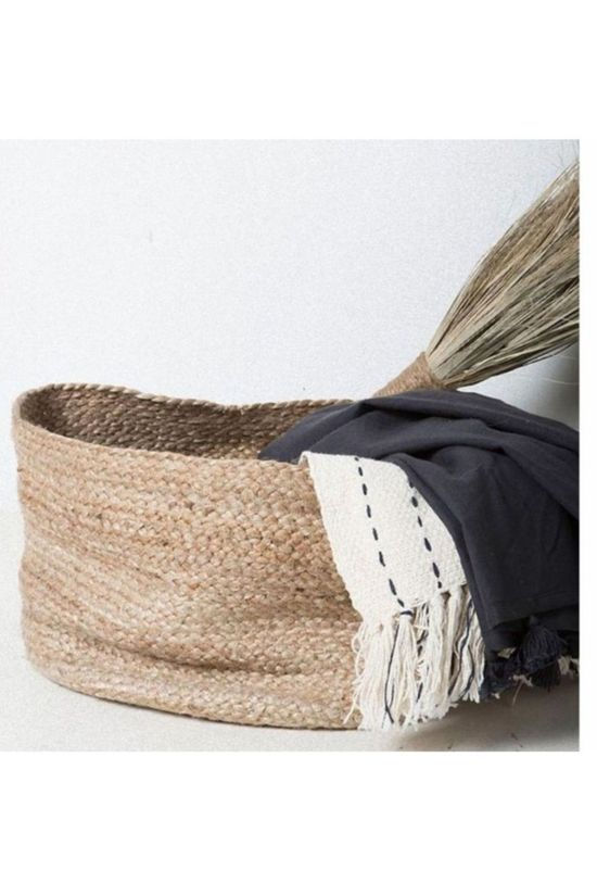 Urban Nature Culture Storage bag jute Brun Clair