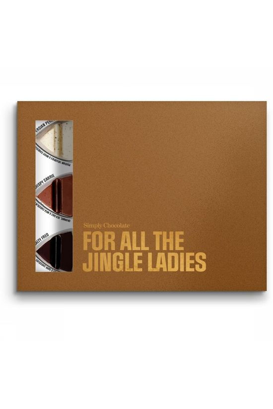 Simply Chocolate Collection De Noel For All The Jingle Ladies Pas de couleur