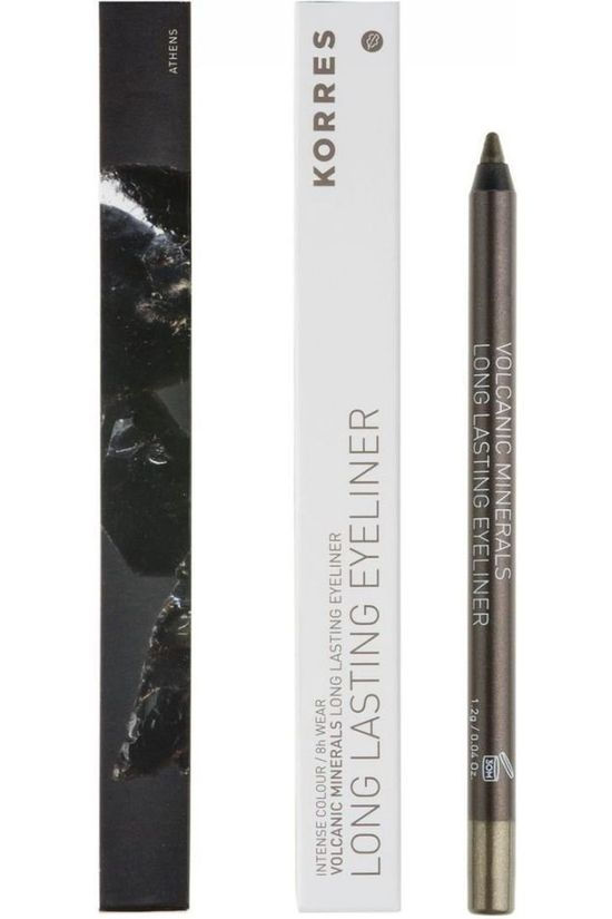 Korres Maquillage Eye Pencil Volcanic Minerals Vert