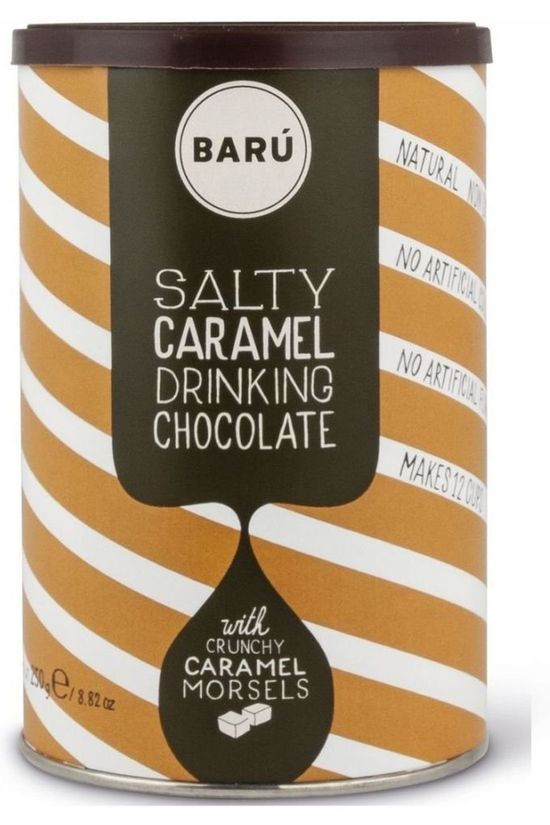 Baru Drinking Powders Salty Caramel Hot Chocolate Pas de couleur / Transparent