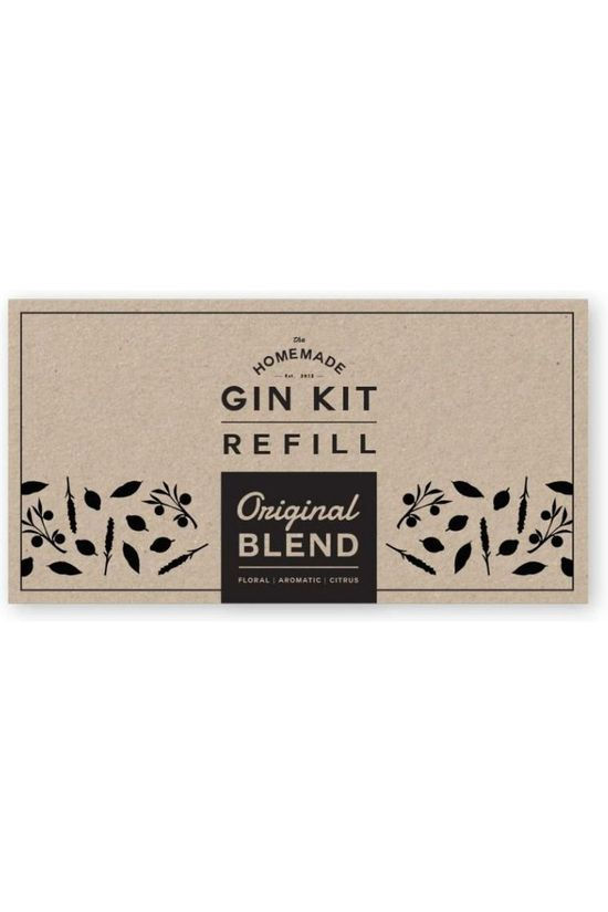 W&P Boisson Gin Kit Refil Blend Original Pas de couleur / Transparent