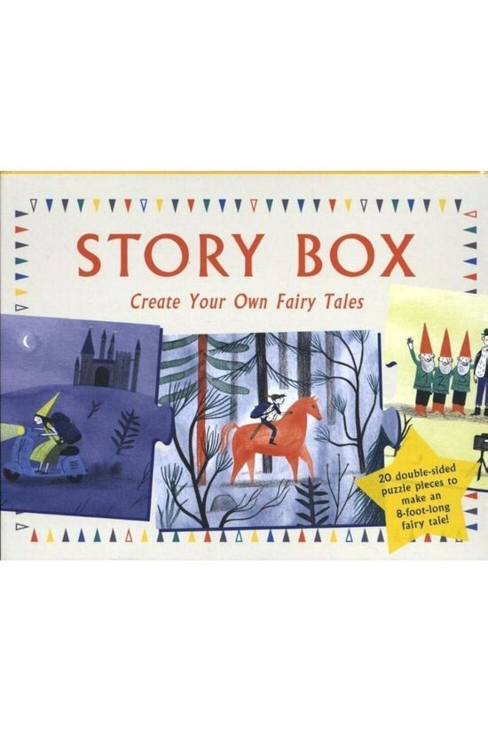 Laurence King Livre Story Box: Create Your Own Fairy Tales Assorti / Mixte