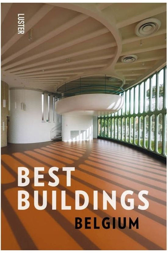 Luster Livre Best Buildings - Belgium Assorti / Mixte