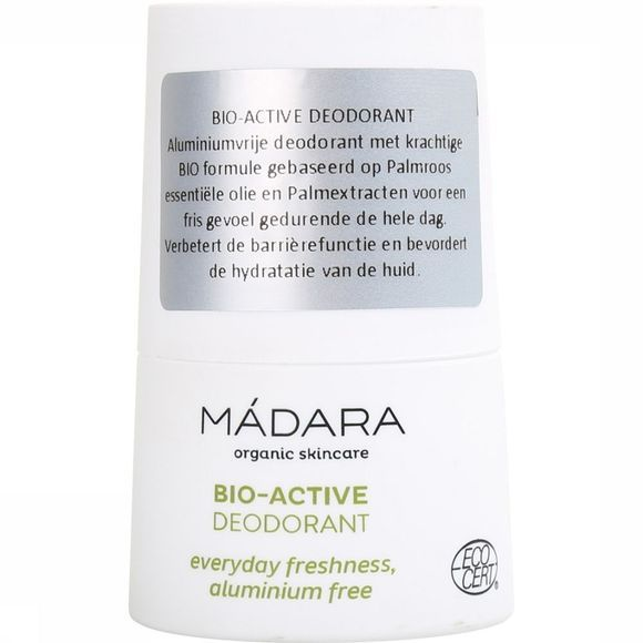 Madara Cosmetics Déodorant 50 ml exceptions