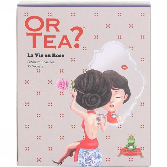 Or Tea? Thee Builtjes La Vie En Rose Geen kleur