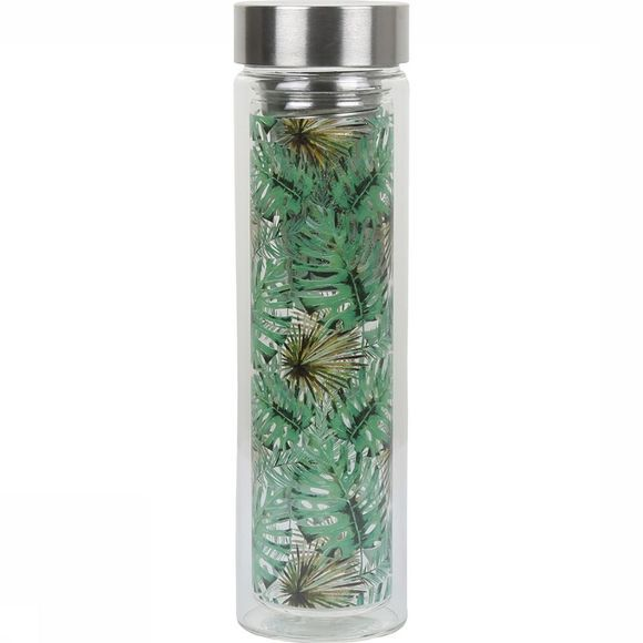 Flow Tea Ustensiles de Cuisine Thermos a Thé Jungle Vert