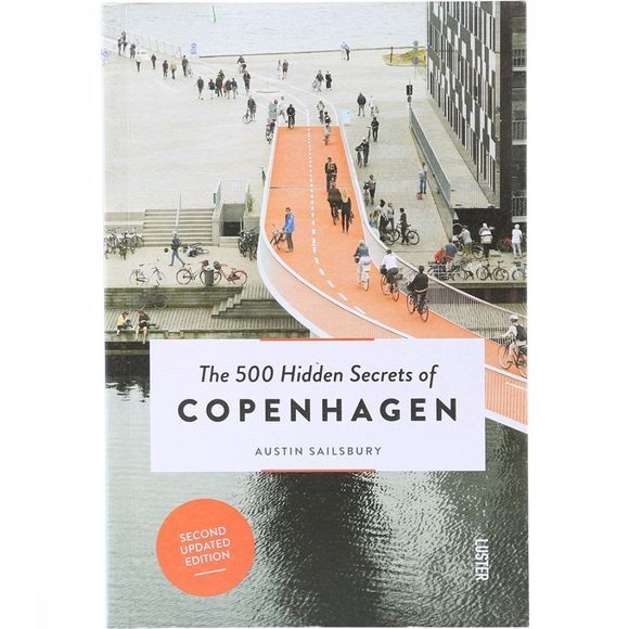 Boek The 500 Hidden Secrets Of Copenhagen