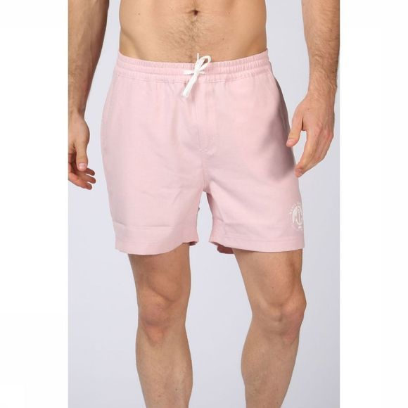 Makia Short De Bain Harbour Tr Rose Clair