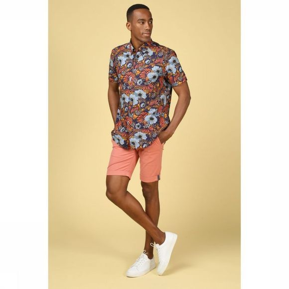 Ben Sherman Short Be-0048851 Rose Moyen