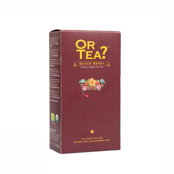Drinken Queen Berry Refil Tea