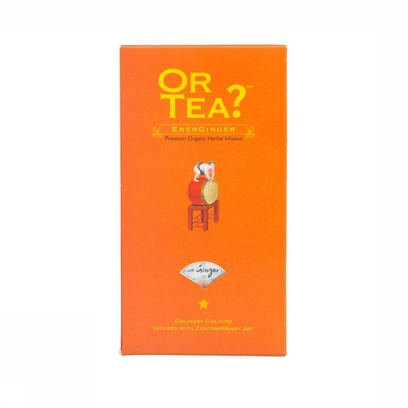 Or Tea? Boissons Energinger Refill Tea Assortiment