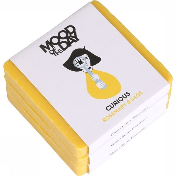 Coolsoap Zeep Mood Of The Day Box 3 Soaps Lichtgeel