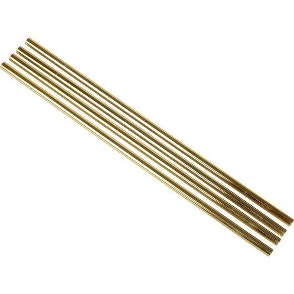 W&P Design Rietjes 25,4 cm Set of 4 Goud