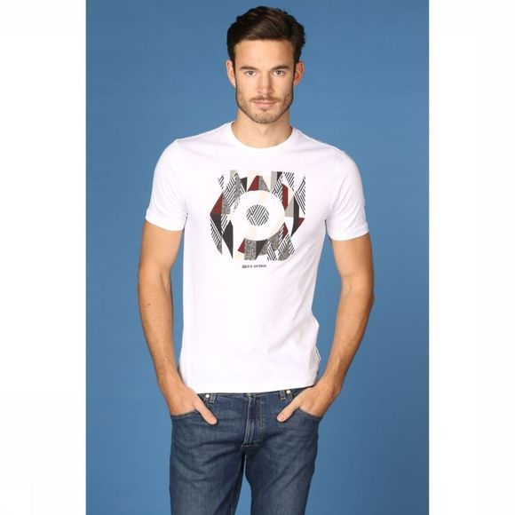 Ben Sherman T-Shirt Ts-0053764 Wit