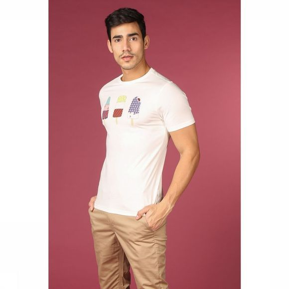 Ben Sherman T-Shirt Ts-0053776 Wit