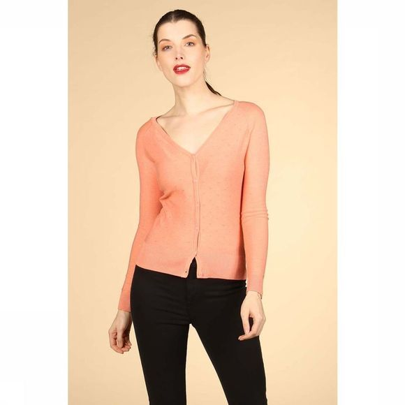 SKFK Cardigan Albiztur Orange
