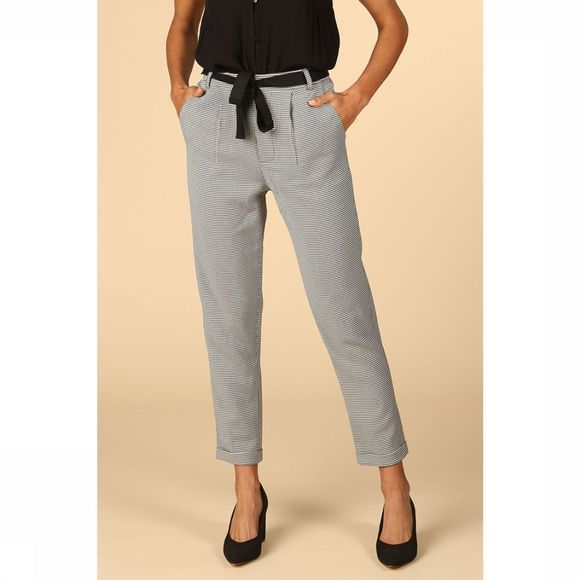 Orfeo Pantalon Great Noir/Blanc