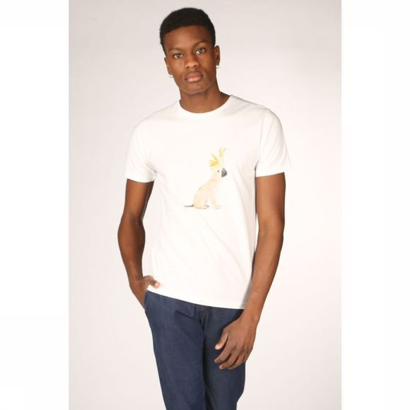 Bask in the Sun T-Shirt Cockatoo Wit