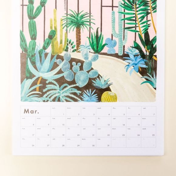 All the ways to say Papeterie Calender 2020 Urban Jungle Pas de couleur