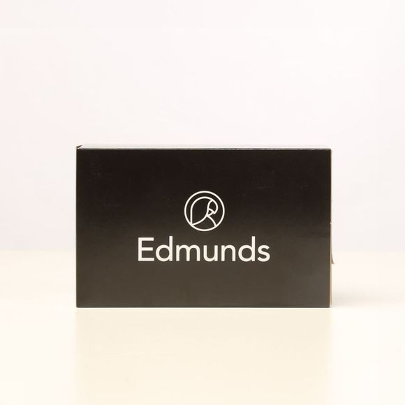 Edmunds Strik Velvet Black Zwart