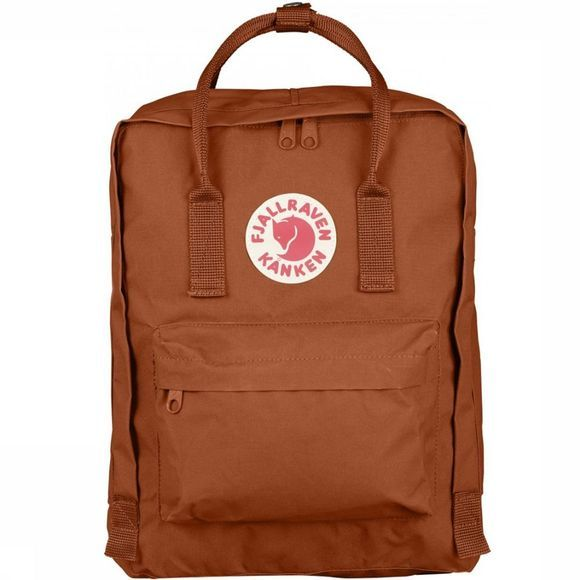Fjällräven Sac à Dos Kånken Orange/Rouille