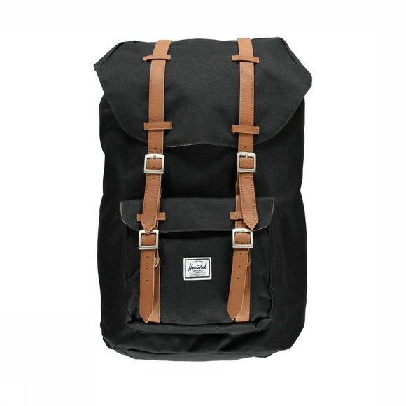 Herschel Supply Rugzak Little America Classics Zwart