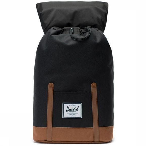 Herschel Supply Sac à Dos Retreat Noir/Chameau
