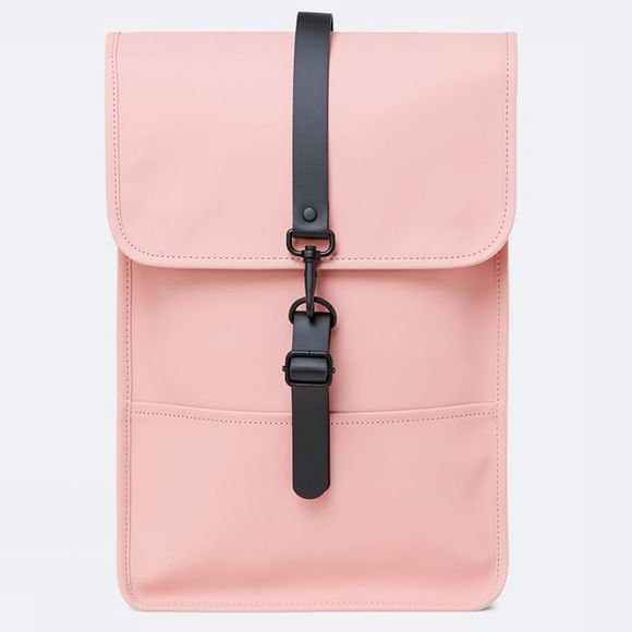 Rains Sac à Dos Backpack Mini Rose Moyen