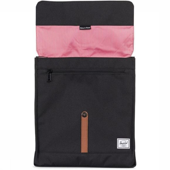 Herschel Supply Dagrugzak City Mid Volume 14L Zwart