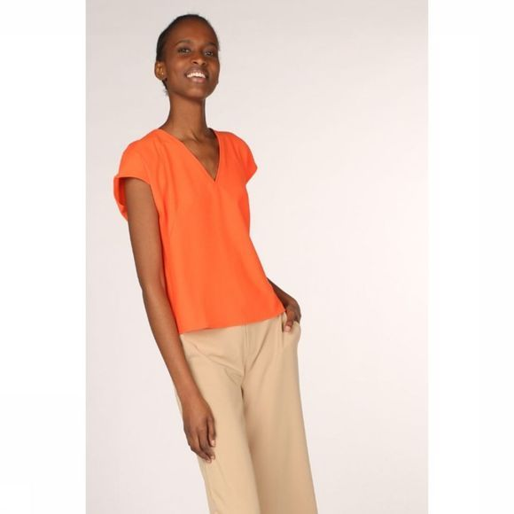 Dame Blanche Blouse Godiva 221 Orange