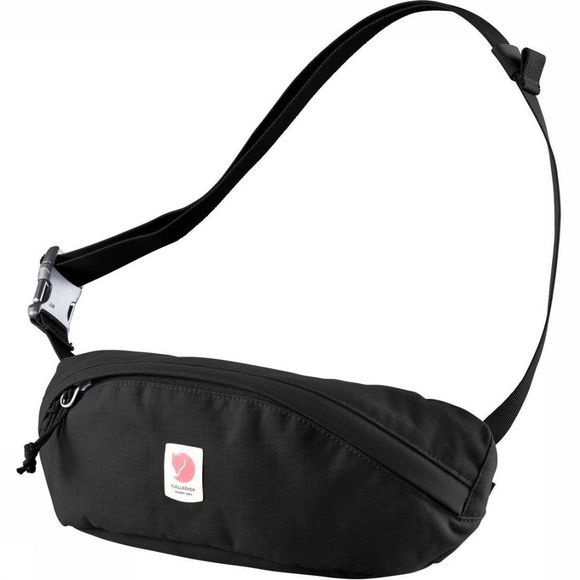 Fjällräven Heuptas Ulvö Hip Pack Medium Zwart
