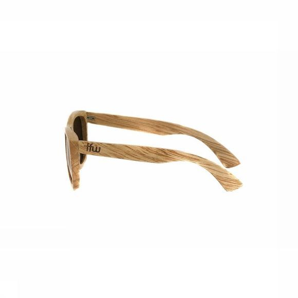 Time For Wood Lunettes Caviuno Brun Clair