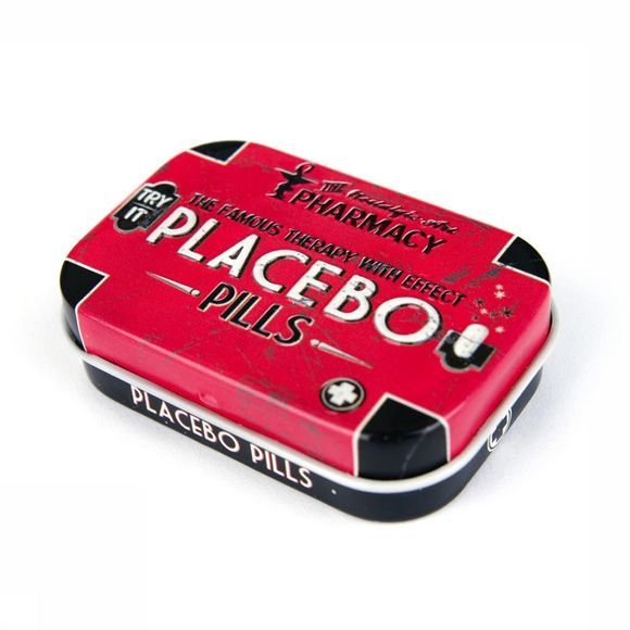 Gifts Peppermint Tin Placebo