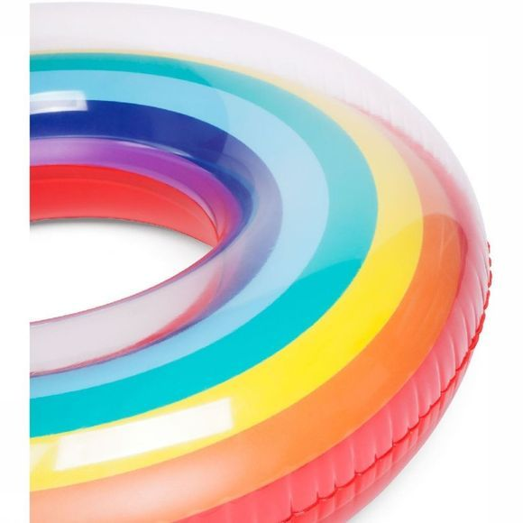 Sunnylife Jouets Pool Ring Rainbow Assortiment