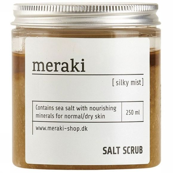 Salt Scrub Silky Mist 250Ml