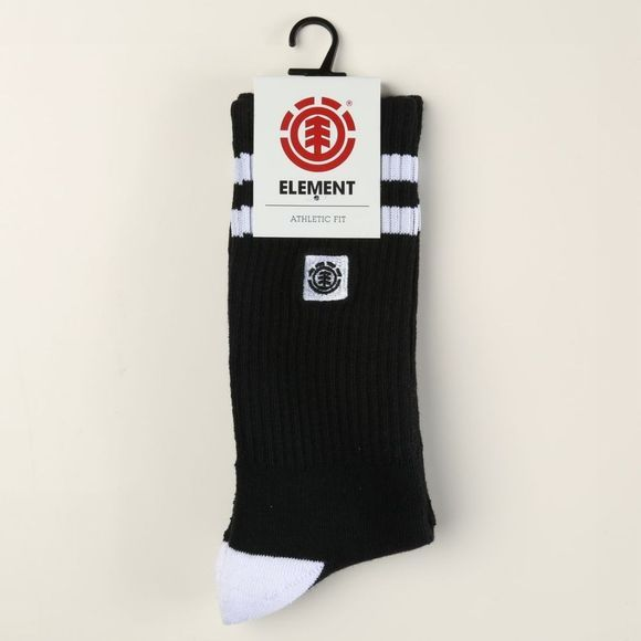 Element Chaussette Clear Sight Socks Noir
