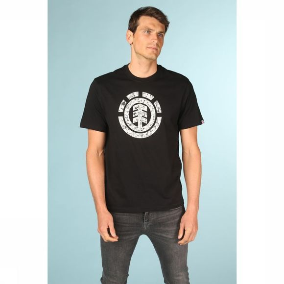 Element T-Shirt Multi Icon Noir