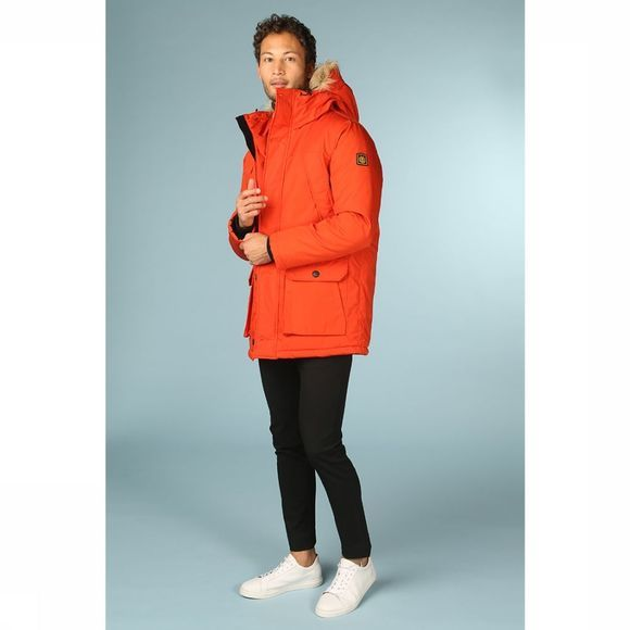 Element Jas Explorer Parka Roest