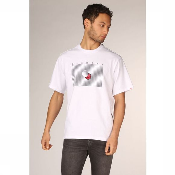 Element T-Shirt Odom Wit