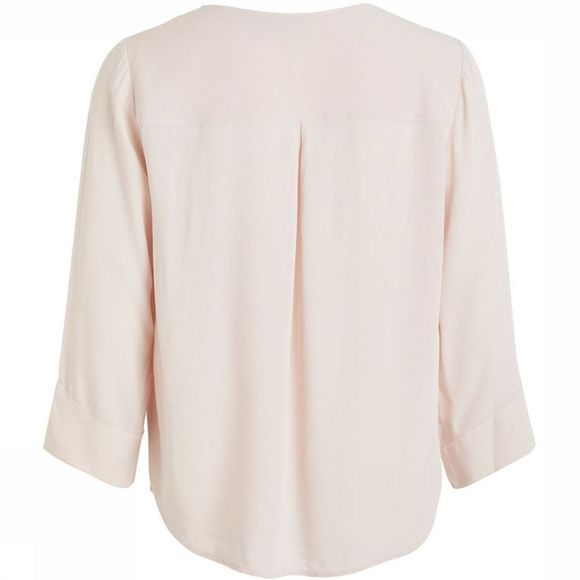 Object Blouse Bay 3/4 Rose Clair