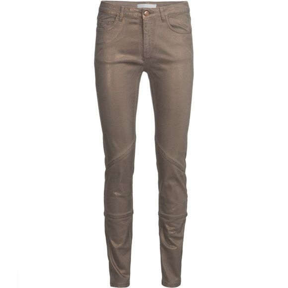 Broek Skinnyed  Twill W. Zip