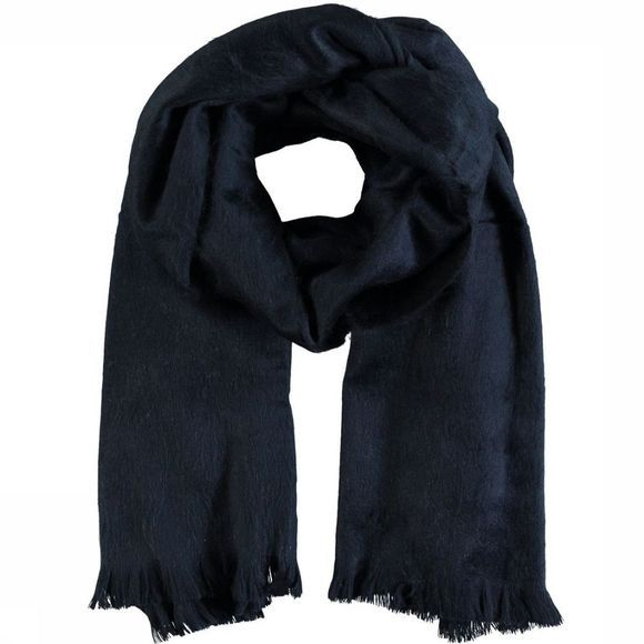 Alpaca Loca Echarpe Single Scarves Bleu Roi