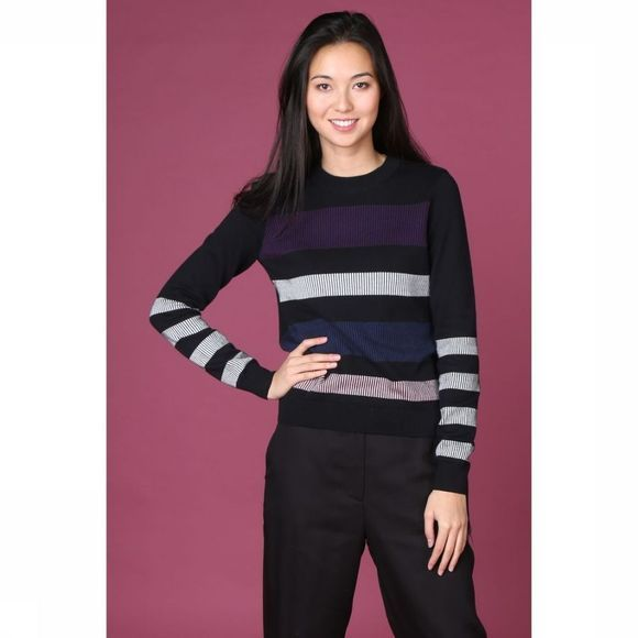 Pull Oxana Bold Stripes