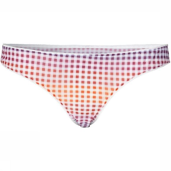 Becksöndergaard Sous-Vêtement Karla Talma Bottom Orange/Blanc